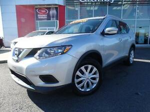 2016 Nissan Rogue RABAIS DE 4000$ /4 ROUES MOTRICES AWD/BLUETOOT