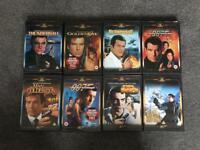 James Bond Special 007 Edition DVDs