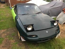 Mx5 mk1 and mk2 parts breaking