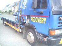 Recovery Brackdon Service Transporting Veculs