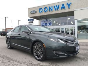 2015 Lincoln MKZ 3.7 AWD. ONE OWNER