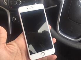 IPhone 6s Plus 16gb rose gold unlocked
