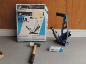 Flooring nailer Primatech H330 pro