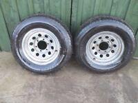 boat wheels