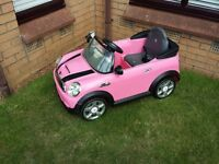 pink electric mini