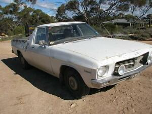 1972 Holden Belmont Ute Blanchetown Mid Murray Preview