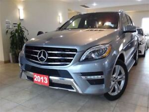 2013 Mercedes-Benz ML350 ML 350 BlueTEC 4MATIC
