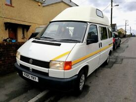 VW T4. 11 month MOT and service