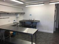 Commercial Kitchen Space Available