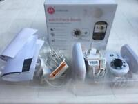 Motorola Video Digital Baby Monitor