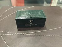 Cufflinks Silver Scotland Flag + Very Nice Gift Box By Billylinks