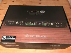 Universal Audio Apollo 8p