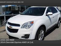 2014 Chevrolet Equinox AWD AWD LT ENTRETIEN CHANGEMENT D'HUILE I