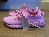 Yeezy Boost 350 in rare pink! Never warn! Size uk6.5
