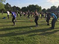 **Free bootcamp fitness classes for all ages**