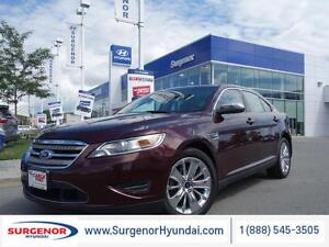 2011 Ford Taurus Limited AWD  ***SOLD***