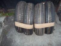 155/70/13 tyres