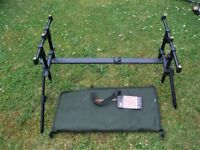 Leeda Rogue 3 Rod Pod NEW in Bag.