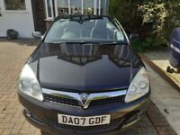 Vauxhall, ASTRA, EXC BLACK T-T TURBO, 2007, Manual, 1998 (cc), 2 doors