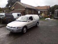 Proton jumbuck pick up GL 1.5l petrol 2006 low mileage 12months MOT full service history etc