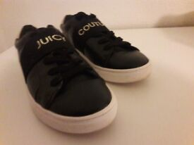 Juicy Couture Trainers size 4