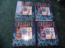 Vintage Creative Needles - 4 Folder Collection