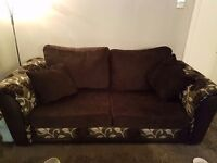 Immaculate 3 and 2 Seater Sofa Only 7 Months Old