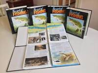 Fishing Magazines (144 monthly issues)