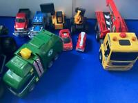 Car and truck toys bundle