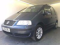 2005 │ VW Sharan 1.9 TDI │ Manual │ Diesel │1 Previous Owner │ 6 Months MOT │ HPI Clear