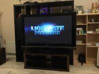 LG plasma 60inch TV