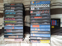 SEGA MEGADRIVE Game Bundle of 28 Games