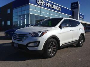 2013 Hyundai Santa Fe Sport 2.4 Luxury Leather Panoramic Sunroof