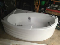 Genuine Jacuzzi spa/whirlpool bath