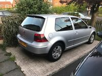 Vw golf gt tdi 2002, 6 months mot, 1 previous owner, swap or part ex