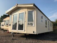 NEW 2018 Atlas Chorus 36x12 modern static caravan OFF SITE mobile home DG/CH *FREE DELIVERY