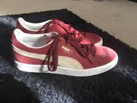 Puma Suede Trainers Size 7