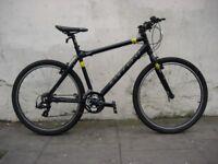 Hybrid/ Commuter Bike by Carrera, Black, Like New! JUST SERVICED/ CHEAP PRICE!!!!!!!!!!!!!!!!