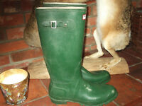 ORIGINAL SCOTTISH HUNTER WELLIES MENS SIZE 12