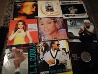 39 hip hop/urban records £50 can post if necessary