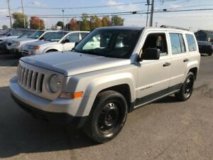 2011 Jeep Patriot Sport+cruise+bluetooth+mags+pneu hiver sur jan
