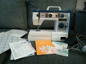 Jones Brother VX760 Sewing Machine