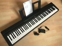 Yamaha P45 Digital Piano + Accessories