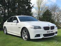 BMW 520d Msport (Not A4, A6, 530,535)