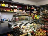 Part-time Sales Assistant for busy delicatessen in Guildford