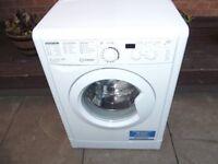 INDESIT 6KG WASHING MACHINE IN GOOD CLEAN WORKING ORDER FULLY REFURBISHED & PAT TESTED ( LIKE NEW )