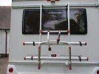 Flamma Carry-bike pro 2 cycle bike rack.