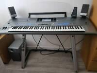 Yamaha Tyros 5 Keyboard XXL set