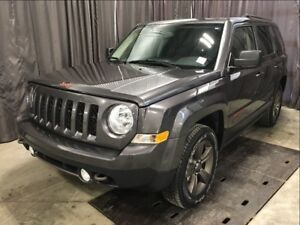 2017 Jeep Patriot 75th Anniversary Heated Seats / Accident-Free
