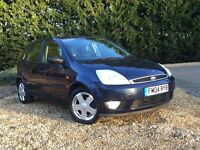 AUTOMATIC FORD FIESTA 1.6 GHIA TOP SPEC